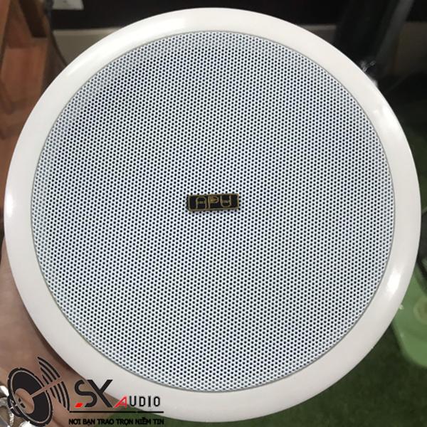 Loa âm trần APU CLS 606T chueyen dùng cho nghe nhac, thông báo