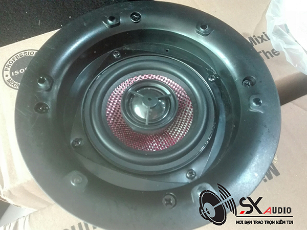 Màng bass loa APU CLS748 cực chất, độ đàn hồi tốt, treble sáng