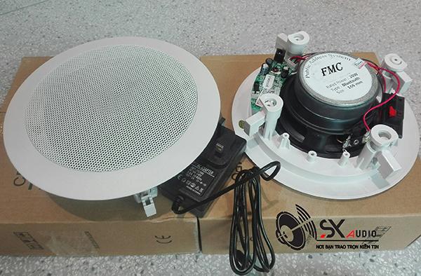 Loa âm trần Bluetooth FMC DL35B công nghệ hiện đại nhất hiện nay